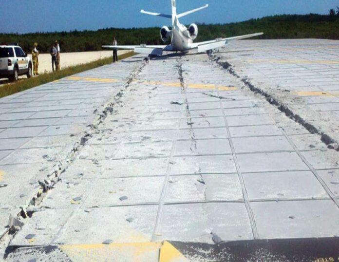 Emas Installed Key West Runway 9